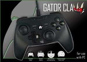 Xbox One Controller - Alternative XBOX ONE & PC * GATOR CLAW GREAT BRANDED GAMING CONTROLLER GAME PAD £9.97 @  The Game Monkey's Ebay