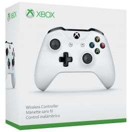 Xbox one wireless controller white £33.99 @ Go2Games