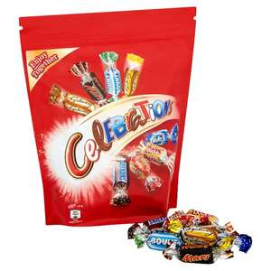 Celebrations 450g pouch £1 @ Farmfoods