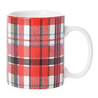 Tartan mugs set of 4 asda online 80p