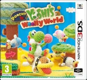 [Nintendo 3DS] Poochy and Yoshi's Wolly World - £19.99 / Pikmin 3 [Wii U] - £12.99 / ReCore [X1] - £9.99 / Uncharted 4: A Thief's End Special Edition [PS4] - £21.99 - eBay/Argos