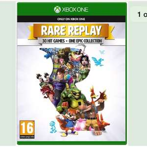 Rare Replay - Xbox One (Preowned) £5.99 @ GAME