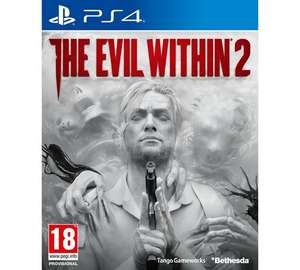 The Evil Within 2 PS4 + XBOX ONE £22.99 @ Argos