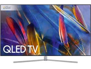 "SAMSUNG QE65Q7FAMT 65"" SMART 4K ULTRA HD HDR QLED TV (Ex-Display)  And free hdmi lead £1779 -  Appliance Electronics"