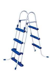 "Bestway 42"" Pool Ladder (Used - Good ) - Amazon Warehouse £10.82 (Prime) / £15.57 (non Prime)"