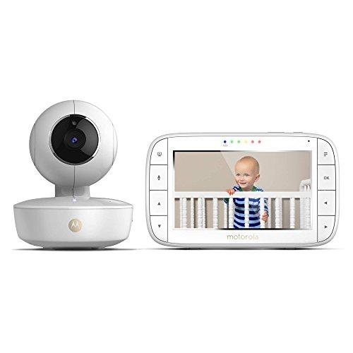 Motorola MBP36XL 5-Inch Colour Screen Video Baby Monitor now £115.99 @ Amazon (DOTD)
