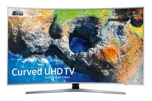 "Samsung UE55MU6500 55"" 4K Ultra HD Smart LED TV £569 with code at at Co-Op Electrical (Co-op Members)"