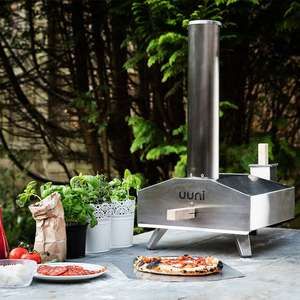 Uuni pizza oven with 3kg pellets and carry bag £193.45 -  Cuckooland