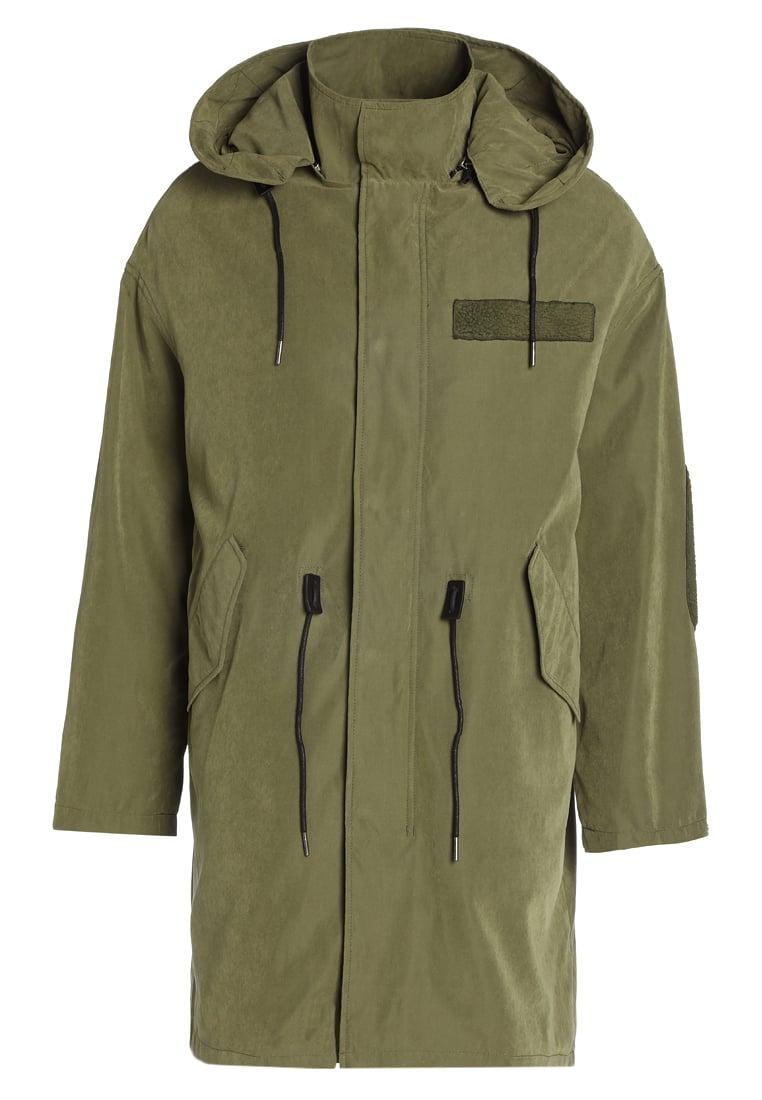 Mens Parka Jacket  - Was £39.99, now £14.80 delivered *Green now £12.80** @ Zalando (Blue OR Green)