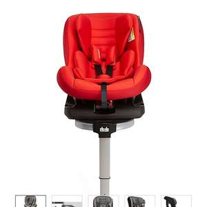 Mothercare ISOFIX Combination With Car Seat Red £50