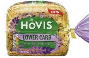 FREE Hovis lower carb bread 400g - £1 @ Tesco, Waitrose, Sainsbury's, Asda, Morrisons w/  Checkoutsmart