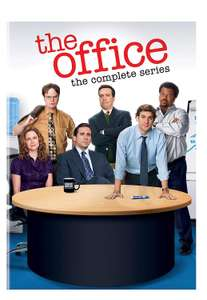The US Office complete season 1-9 HD £26.99 @ googleplay store
