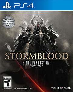 Final Fantasy XIV: Stormblood (PS4) £11.06 Delivered @ Amazon Global Store via Amazon UK