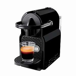 Nespresso Magimix Inissia - £49.00 delivered from Lakeland, with £45 Nespresso credit and 3 year guarantee