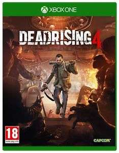 Dead Rising 4 (Xbox One) £14.99 Delivered @ Argos Ebay