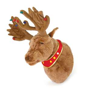 Giant Singing Stag Head for £2.93 @ Homebase