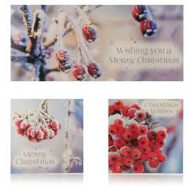 Asda Christmas decs, cards and crackers sale - from 5p instore