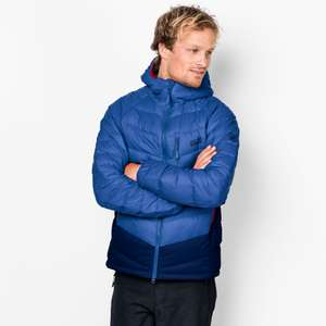 Jack Wolfskin Neon Down Jacket £75 FROM £150 and TCB @7.35%