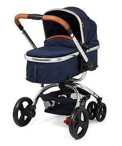 Mothercare Orb Pram and Pushchair Special Edition Navy £148.75 @ Mothercare - Code KABF 15% off