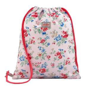 Catch Kidston flower print reversibe drawstring girls bag was £15 now HALF price £7.50 @ Cath Kidston online and in store free c+c