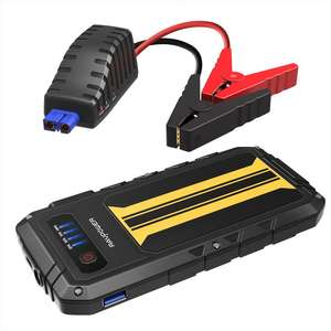 RAVPower Car Jump Starter 8000mAh 300A Peak, Booster Battery Pack £25.49​ Prime using code @ Amazon / Sunvalleytek-UK