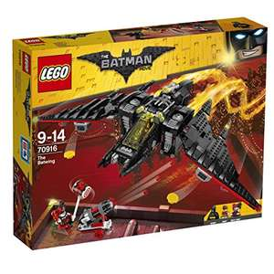 DC Comics Lego UK 70916: The Batwing [RRP £99.99] - £64.99 @ AMAZON (Prime exclusive)