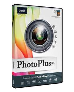 Serif Photo Plus X6 £9.40 (Prime) £11.39 (non Prime) Sold by SEDIVA UK and Fulfilled by Amazon