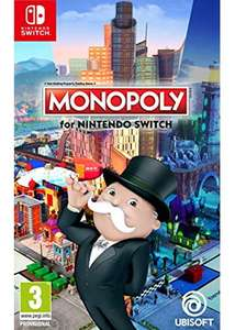 Monopoly (Nintendo Switch) £19.85 @ base.com