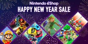 Nintendo Switch eShop sale UK -- From £3.59 - £39.99