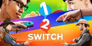 1-2 Switch / Nintendo Switch £27.99 at Nintendo Store