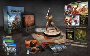 Conan Exiles Collectors Edition Pre Order PS4/XB1 - £62.86 at Shopto