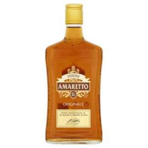 Amaretto Veroni Originale 50cl - £2.50 at  Iceland INSTORE only at the moment