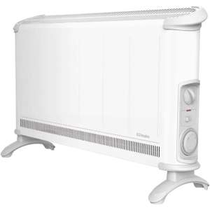 Dimplex 403TSTi Convector Heater - now £44.10 delivered w/code / De'Longhi SlimStyle HCX3124FS Convector Heater £58.50 @ AO