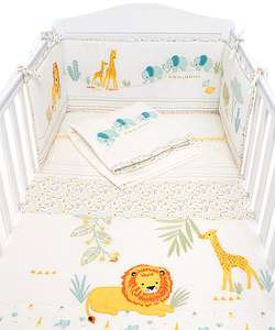 Sleepy savannah bed in bag £21.25 w/code @ mothercare