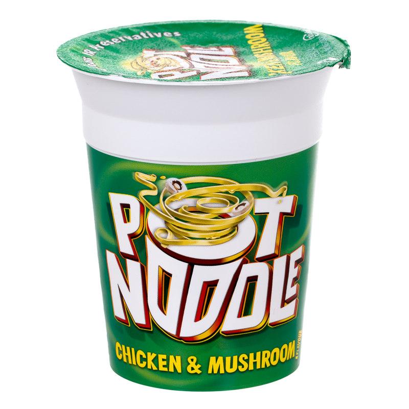 Pot Noodle - 50p instore @ Spar
