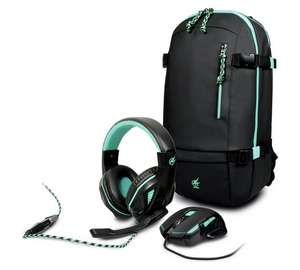 Arokh Gaming Mouse, Headset and Backpack Bundle £39.99 @ Argos