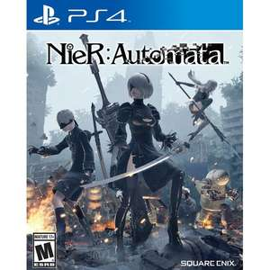NIER: Automata (US version) £30.65 delivered @Playasia (inc import fee)