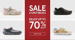 Start-rite sale now up to 70% off. School shoes from £12.50. £2.99 postage with free returns