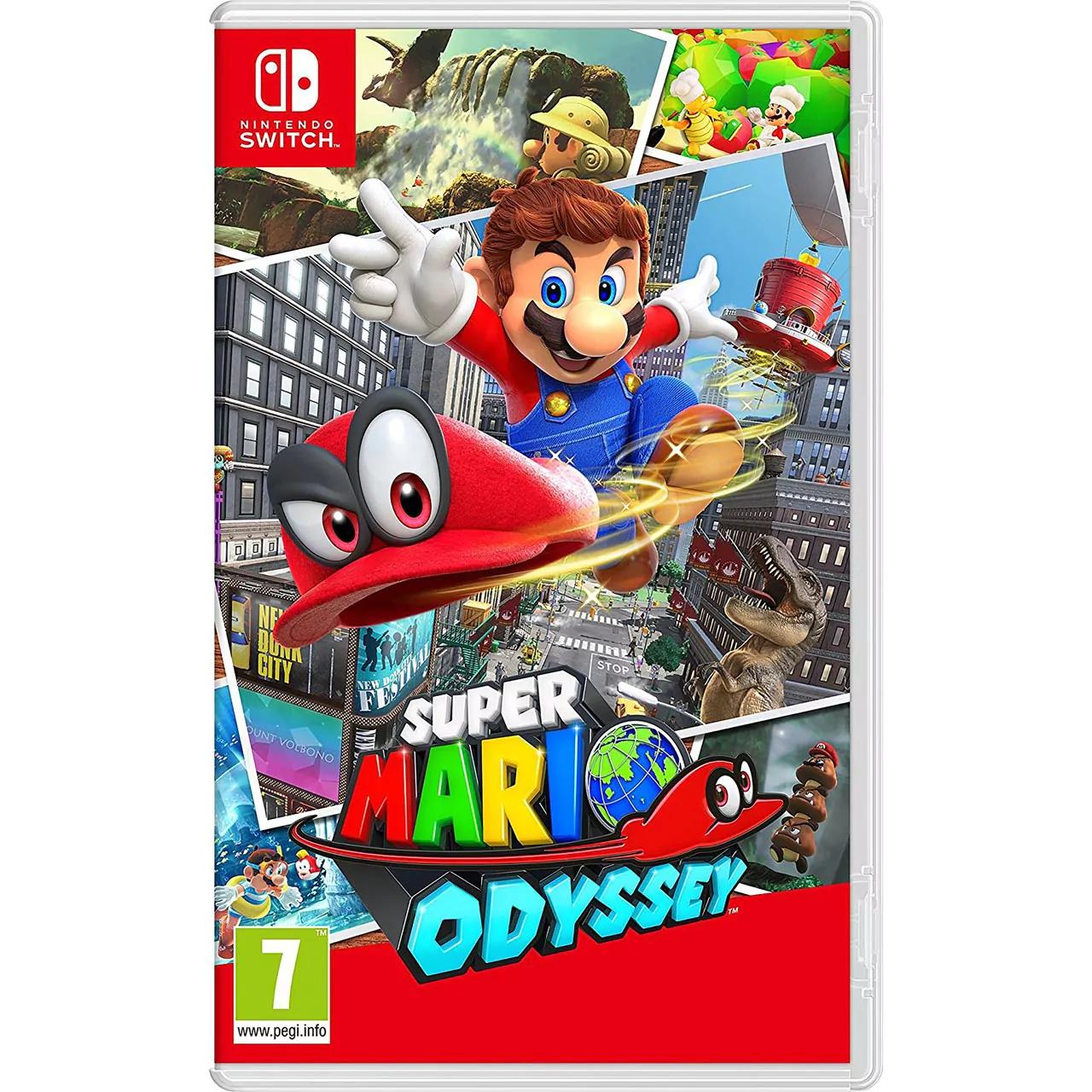 Mario oddysey - £37 @ AO.com