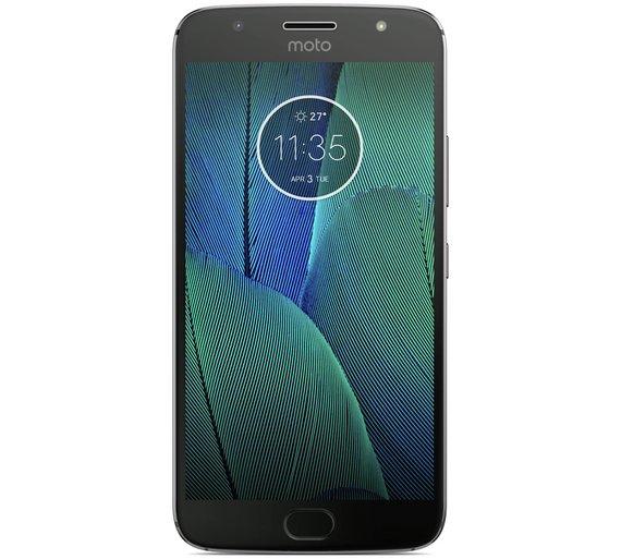 Motorola G5S Plus price reduced - £229 @ Argos