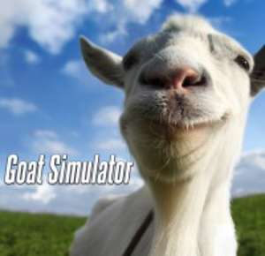 Goat Simulator PS4 - £2.99 @ PSN