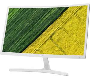 "Acer 24"" Curved 75Hz Freesync Monitor 4ms - £109.99 @ Currys"