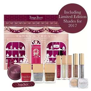 Tanya Burr at Superdrug. 12 products now £4.99 (Free c&c beauty card holders) or add £3.00 for delivery under £10