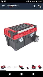 HD Wheelbox trophy 1 mobile tool box - £10 instore @ Homebase