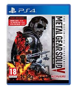 MGSV: Best stealth game ever for £14.99 (Prime / £16.98 non Prime) @ Amazon