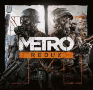 Metro Redux PS4 £6.19 @ PSN