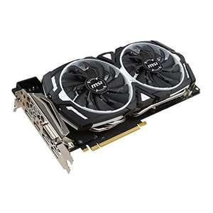 MSI GTX 1070 Ti ARMOR 8G £420 @ Amazon (currently OOS but available to order)