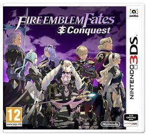 Fire Emblem Fates Conquest [3DS] £16.99 @ Argos/Ebay