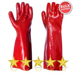 16 inch rubber gauntlets £3.99 @  eiworkwear Ebay