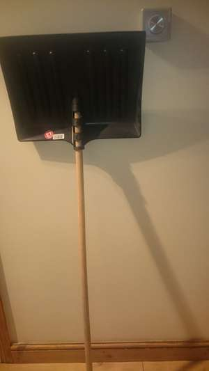 Snow Shovel £1:00 instore The Works.